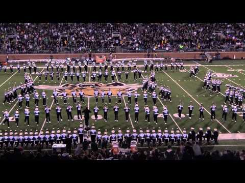 Ohio University Marching 110 - Treasure - Bruno Mars