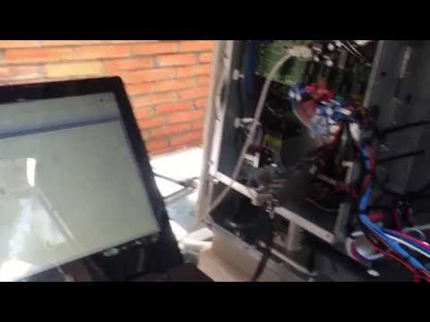 Testing and Commissioning VRF system(Mitsubishi heavy industries) or VRV system | air conditioner