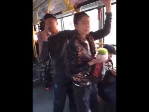 Sex in metro train