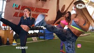 FOX Fit con Lucila Vit: ¿Boxeo como ejercicio?