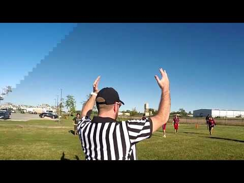 Cross Campus Challenge: Battle for the Cup - Flag Football Playoffs
