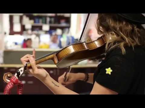 The Power of Music in Healing - HSC Winnipeg & Sierra Noble