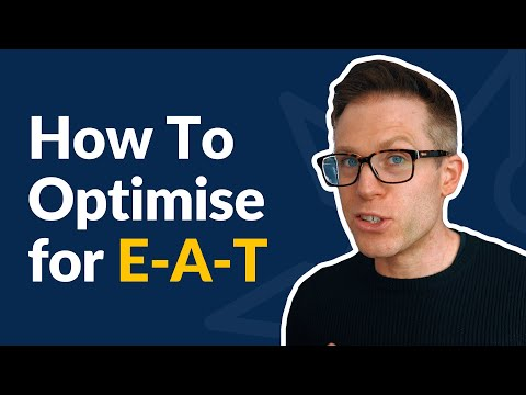 What Is E-A-T? (and How To Optimise For It) 📑