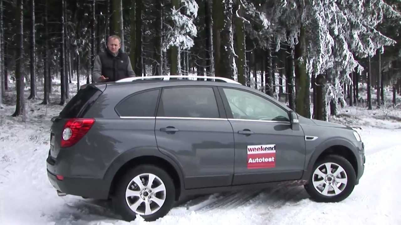 All Chevy chevy captiva awd : Chevrolet Captiva LT 2.2 AWD - Weekend Magazin Autotest - YouTube