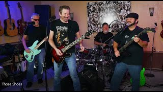 Lawson Lounge Jam Band Cover of - Those Shoes by The Eagles