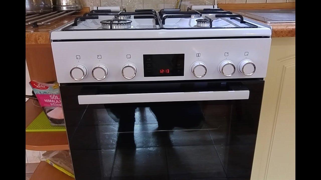 Bosch Hgd745220l Kuchnia Gazowo Elektryczna Kuchenka Wolnostojąca Hgd625220l Hgd745260l