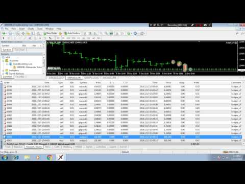 Forex Live/Real Account Trading with 0.01 Micro Lot - Account Managing Service