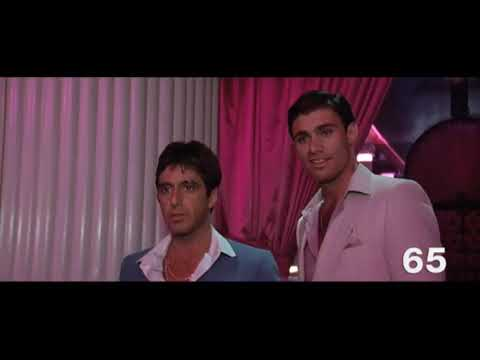 Download Scarface (1983) Blu-Ray How many times is fuc***g said in the movie?
