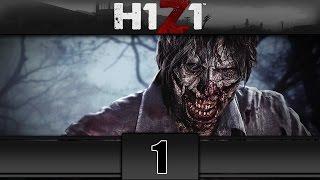 H1Z1:King of The Kill - САМ СРЕЩУ ВСИЧКИ! - Епизод #1 (Bulgarian Gameplay)