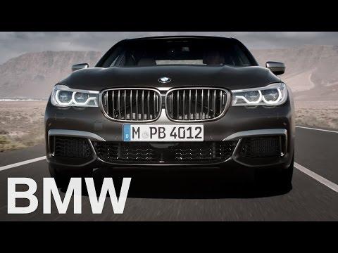 Driving Luxury with 610hp. BMW M760Li xDrive.