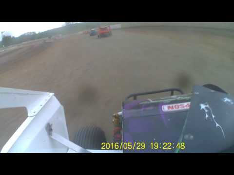 Kyle Button Racing at Five Mile Point Speedway