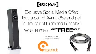 AUDIO PHYSIC AVANTI 35 SOCIAL MEDIA OFFER