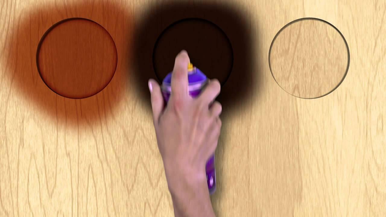 DrySeal Spray Madera (Barniz para madera, pintura para madera y ...