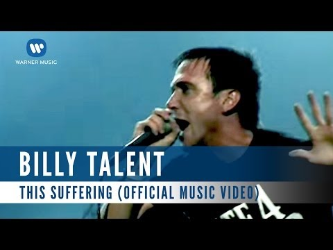 Billy Talent - This Suffering (Official Music Video)