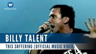 Watch Billy Talent This Suffering video