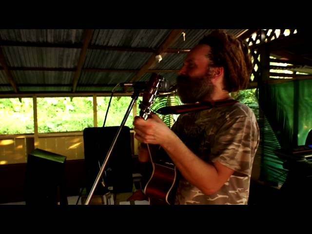 Uwe Banton - Costa Rica Rightful Place Tour 2011 - Documentary !!!