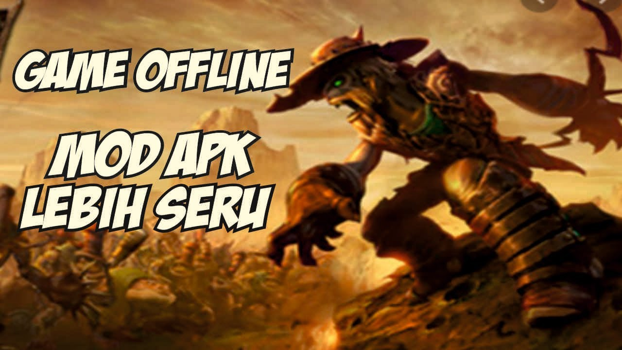 8 Game Android Offline Terbaik 2019 Grafik HD (Mod Apk + Link Download)  #Smartphone #Android