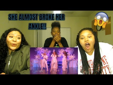 Ariana Grande - thank u next  on Ellen  2018 REACTION