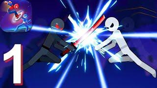 Download Lagu Galay of Stick: Super Champions Hero - Gameplay Walkthrough Part 1 (Android, iOS) mp3