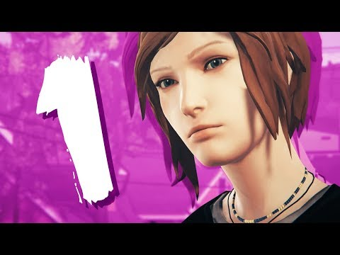 "Life Is Strange: Before The Storm #1 ХЛОЯ ""ДИКАЯ"""