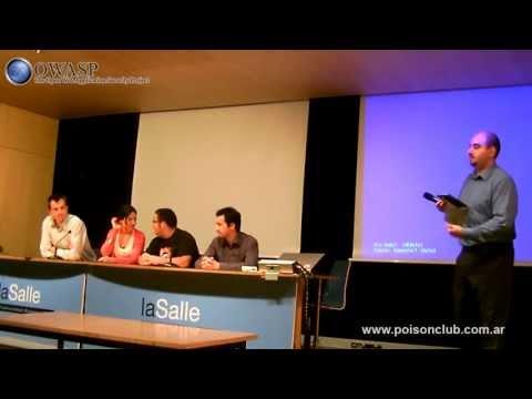 Mesa de debate / OWASP Europe Tour - Barcelona 2013