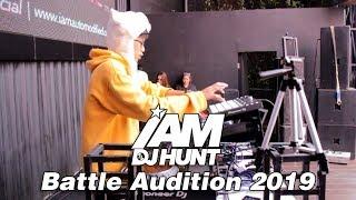 DJ ILHAM SANTOSA IAMDJHUNT 2019 AUDITION WINNER CDJ-BATTLE