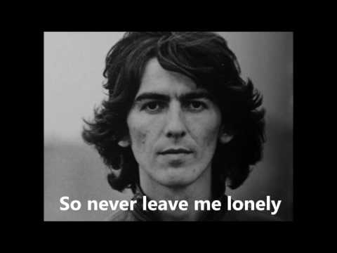 Let It Be Me  GEORGE HARRISON (with lyrics)