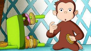 好奇的喬治 🐵Curious George Chinese 🐵零和甜甜圈 🐵第1季 🐵动画片 🐵卡通 🐵动画 🐵Cartoon 🐵Animation