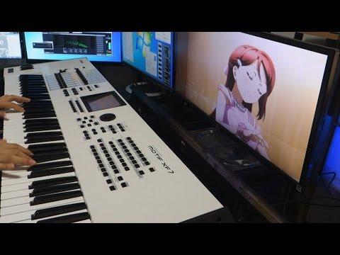 ラブライブ!サンシャイン!! 「 想いよひとつになれ 」 弾いてみた 【ピアノ】  Piano Cover