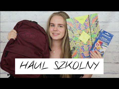 BACK TO SCHOOL: HAUL