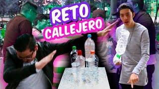 EPIC BOTELLA CHALLENGE | RETOS CALLEJEROS | SKABECHE