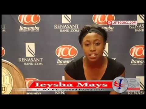 Ieysha Mays signs with Delta State
