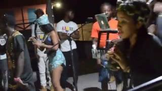 Shassy -San Wont - feat J-vens and Tony mix Live at Leogane HQ HD best quality