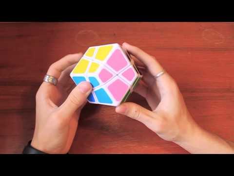 LanLan Rhombic Dodecahedron Skewb Review