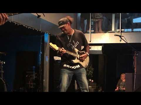 Eric Gales Band Boogie Man Ferry Glasgow 25 05 2017