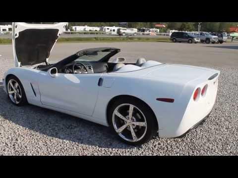 2008 Chevy Corvette Convertible C6 LS3 Review