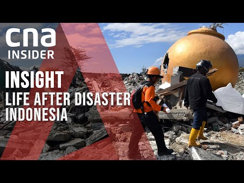 Indonesia After Waves Of Disaster: How Will It Rebuild?   Insight   Ring Of Fire
