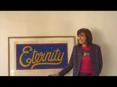 "Dr. Lycia Trouton ""Eternity"" Interview"