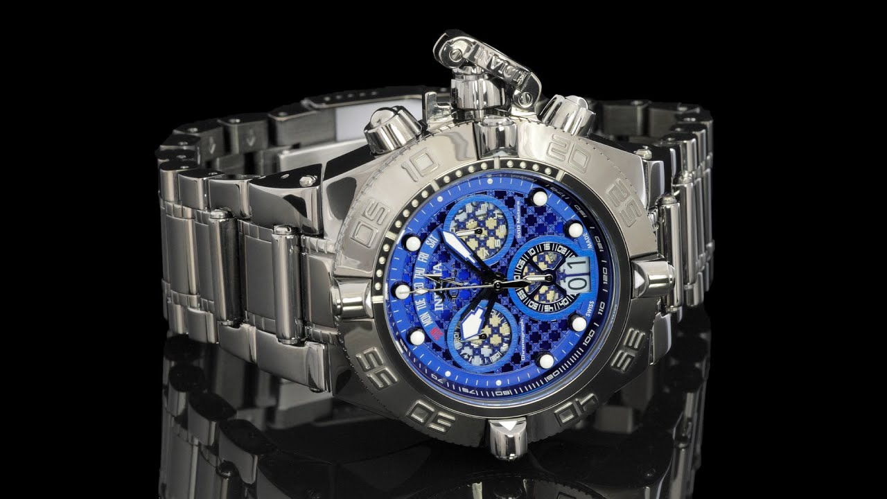 f1a5a043d19 Invicta 17377 Subaqua Noma IV w Polished Gunmetal Finish. Time Visions