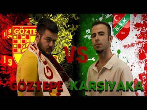 Karşıyaka vs Göztepe | Destansı Rap Savaşları | DRS