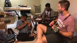 Jao pakhi bolo instrumental (Markini Bangla Band)