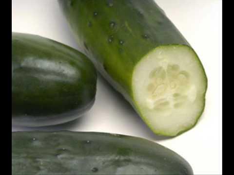 cucumber song
