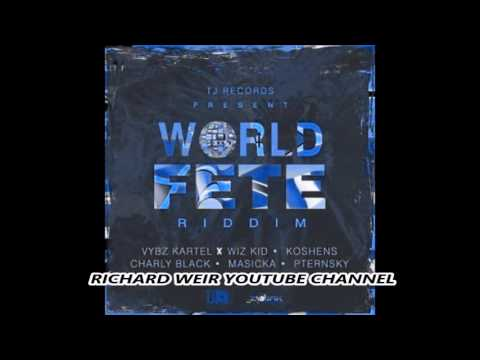 WORLD FETE RIDDIM (Mix-Feb 2017) TJ RECORDS