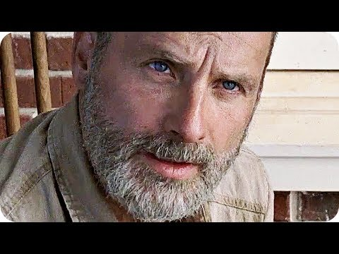 The Walking Dead Season 9 Trailer Comic Con (2018) amc Series