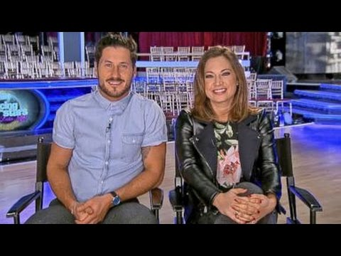 'DWTS' | Val Chmerkovskiy, Ginger Zee Discuss Latin Night on
