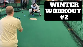 Antonelli Baseball 2020 Winter Workouts #2