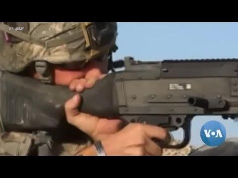 US To Push Ahead In 2020 With Planned Troop Drawdown In Afghanistan