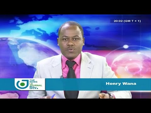 STV WEEKEND BILINGUAL NEWS 08:00 PM - Samedi 28 Octobre 2017 - Henry WANA & Makeda Lydie GNOTUOM