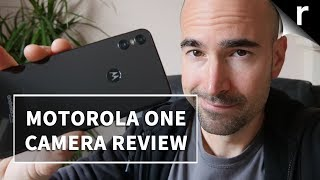 Motorola One Camera Review | Solid for the price