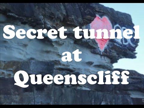 Secret tunnel at Queenscliff !! - Manly Beach NSW